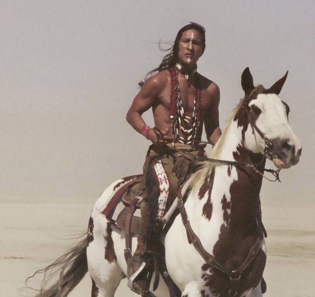 Actor Rick Mora - Yaqui and Apache
