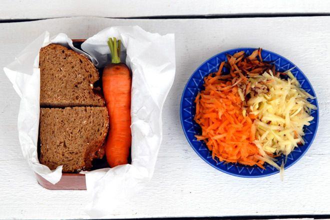 Kostholdsråd på lavt nivå – gulrot imatpakken. Vanskelig å spise sunt? Begynn med gulroten.