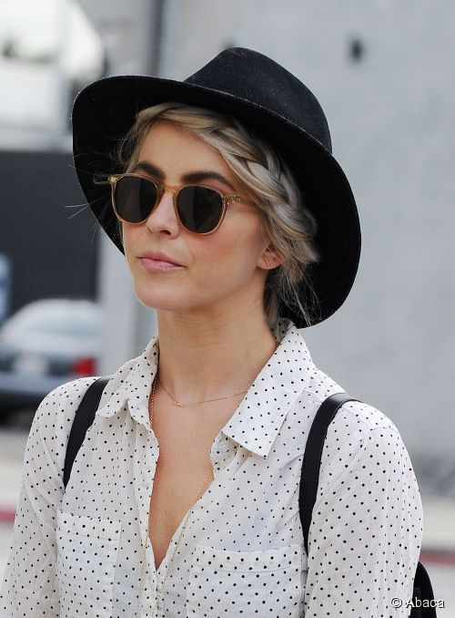 hat hairstyles ideas