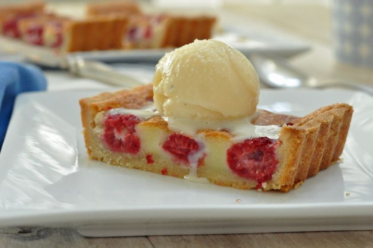 May 3rd, 2013 - National Raspberry Tart Day! | Raspberry Tart | » DeliciousHappens.com