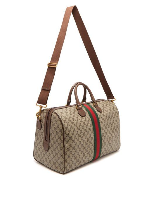 18deaa49a Gucci Ophidia GG Supreme logo weekend bag | Totes MaGotes in 2019 ...