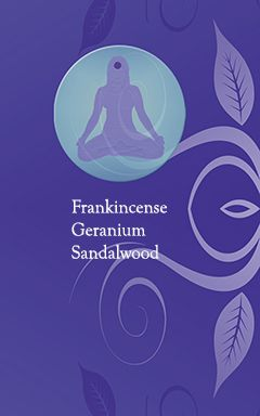 6th Third Eye Chakra essential oils  Stimulate intuitive thinking. Purify negative tendencies and judgmental thoughts.
