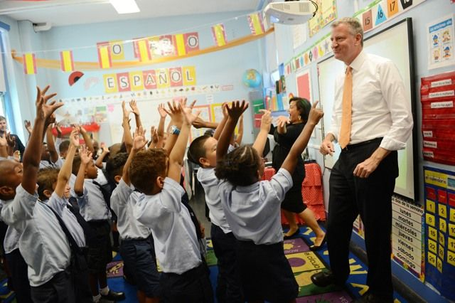 Muslim Holidays Are Now NYC Public School Holidays Mayor Bloomberg had been against adding the holidays.
