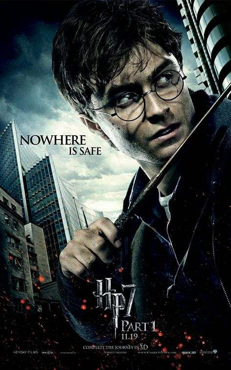 Harry Potter and the Deathly Hallows: Part 1 – Harry Potter ve Ölüm Yadigarları: Bölüm 1 1080p Altyazılı İzle