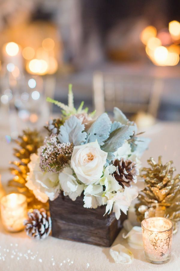 Best images about rustic winter weddings on pinterest