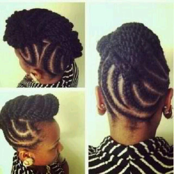 Sensational 1000 Images About Cornrows Updo On Pinterest Mohawks Hairstyles For Men Maxibearus