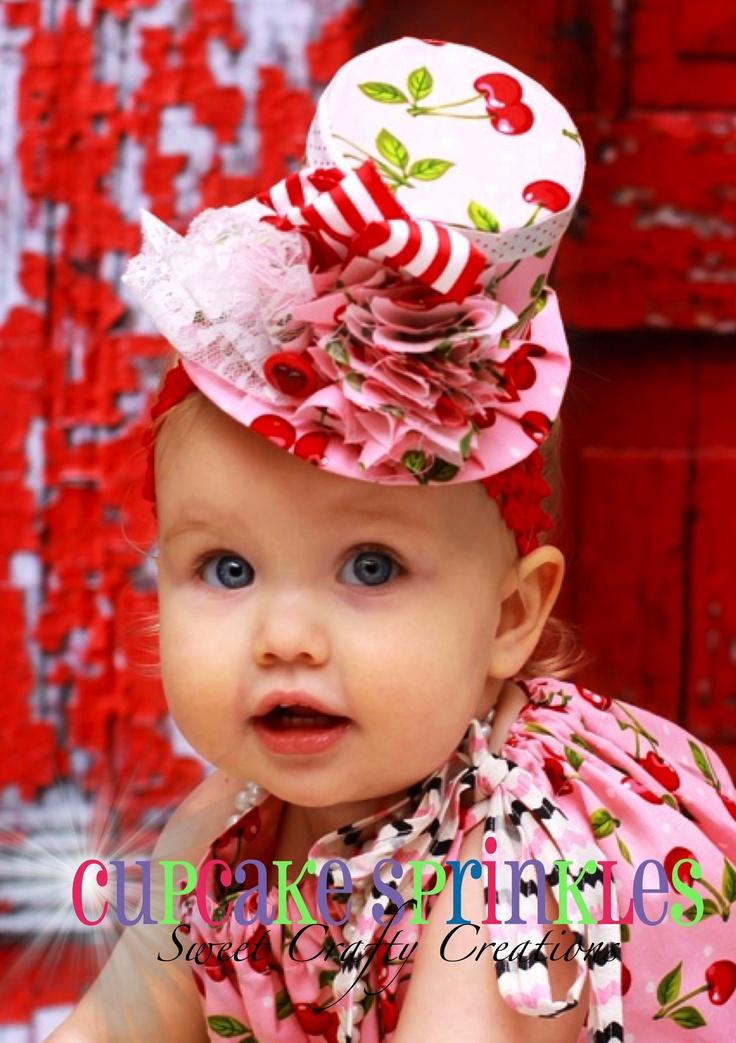 Cherry's Mini Hat