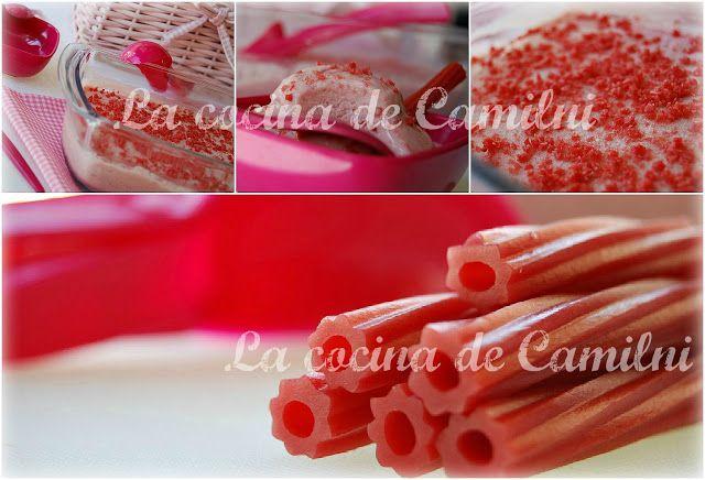 http://lacocinadecamilni.blogspot.com.es/2012/08/helado-de-regaliz-rojo.html Helado de regaliz rojo