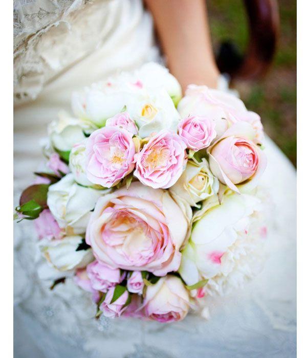 Immagini bouquet da sposa romantici