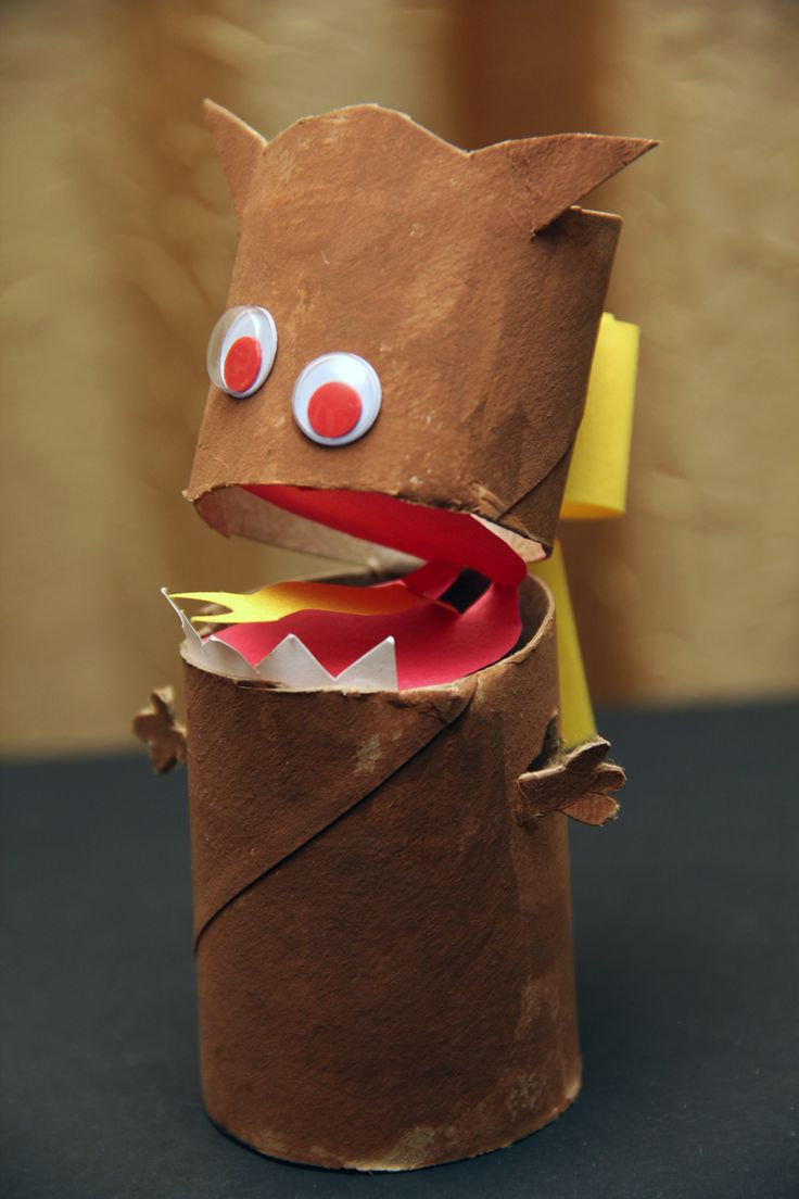 601 best images about toilet paper rolls on pinterest for Toilet roll puppets