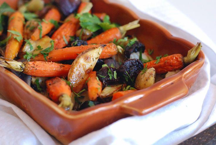 autumn roasted vegetables: https://recepty.rohlik.cz/805-podzimni-zapecena-zelenina