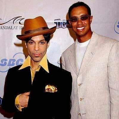 4. Prince and Tiger