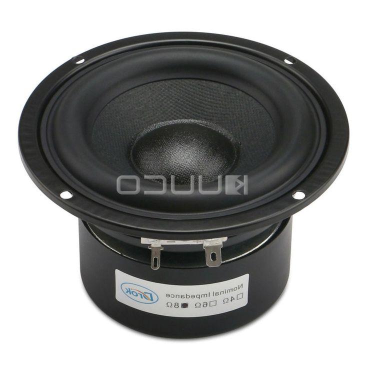 34.50$  Buy now - https://alitems.com/g/1e8d114494b01f4c715516525dc3e8/?i=5&ulp=https%3A%2F%2Fwww.aliexpress.com%2Fitem%2FWoofer-Speaker-4-inch-8-ohms-Antimagnetic-Loudspeaker-40W-Audio-Speaker-Hi-Fi-Subwoofer-Speaker-Bass%2F32738598443.html - Woofer Speaker 4-inch 8 ohms Antimagnetic Loudspeaker 40W Audio Speaker Hi-Fi Subwoofer Speaker Bass Antimagnetic Speaker