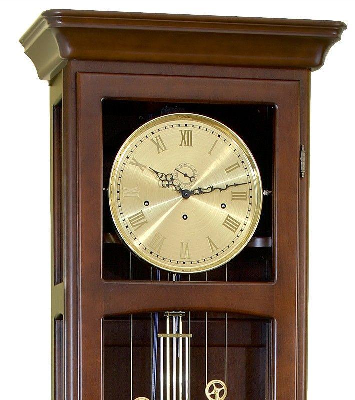 Nowoczesny zegar stojący Hamal.