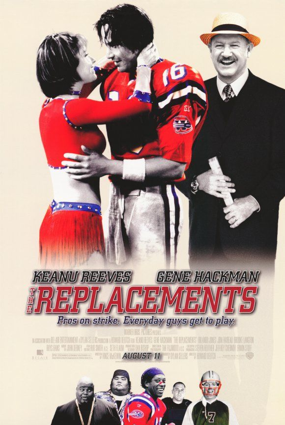 Rating: PG13 · Genre: Comedy Drama · Run time: 1 hrs 58 min  Synopsis: The 1987 National Football League players' strike inspired this sports-themed comedy.