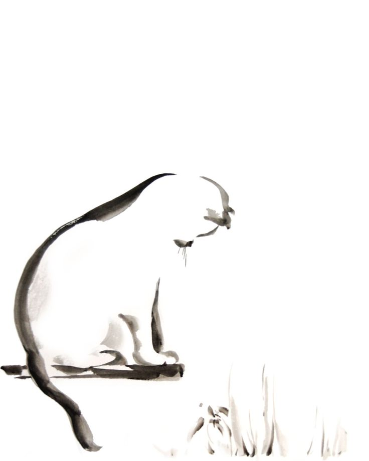 Cat Wall Art best 20+ cat art print ideas on pinterest | cat prints, cat art