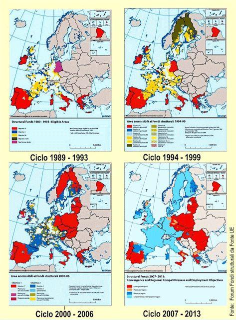 Le Cose Sono Come Sono: Pensierini (banali) sull'Europa