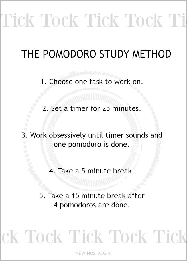 The Pomodoro Study Method + 10 Awesome Back-To-School Hacks  #PayPalIt #CG @PayPal  #sponsored