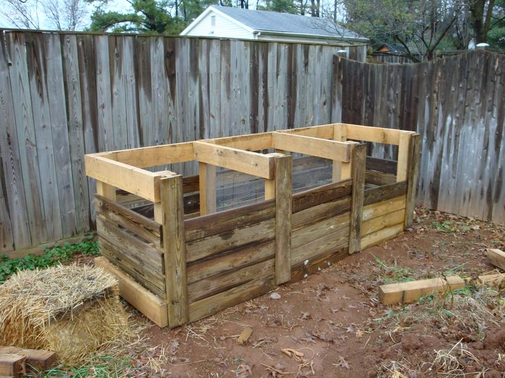 37 best Compost Storage images on Pinterest | Gardening ...