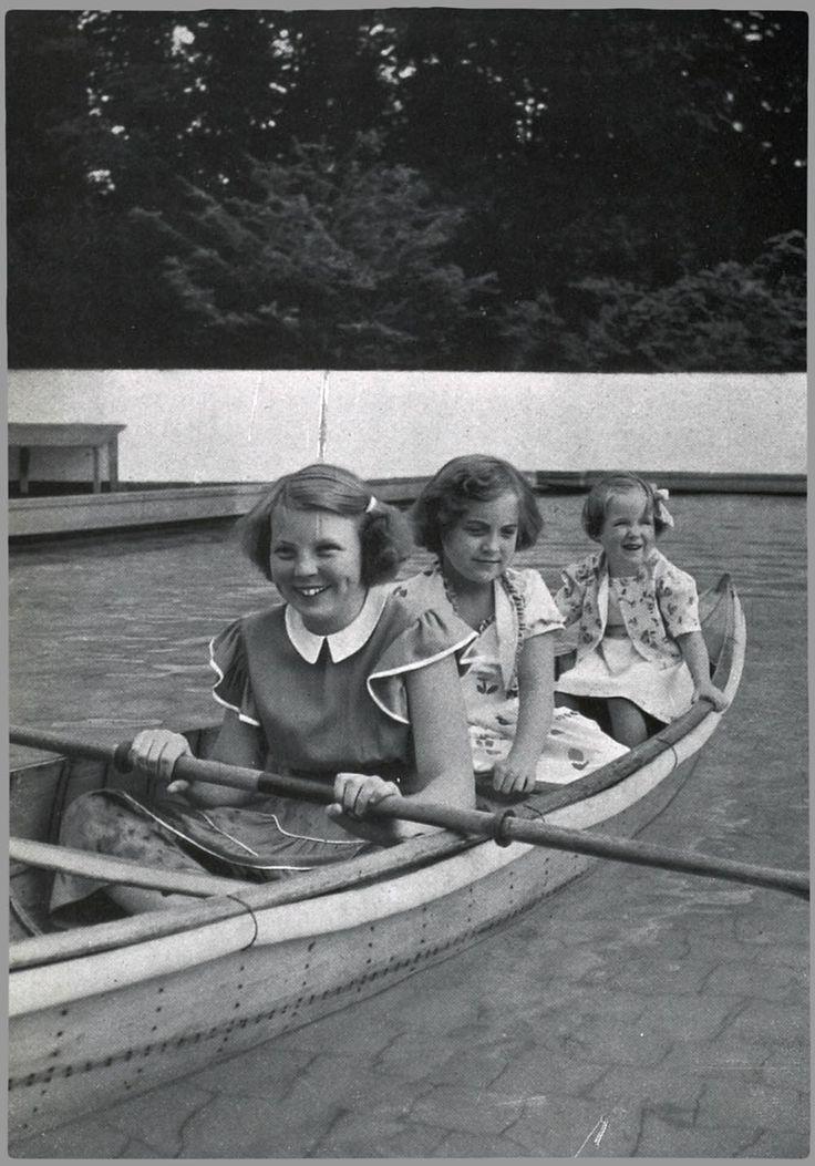 ♥ Beatrix, Margriet en Marijke