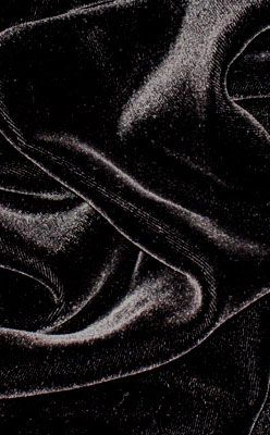 A possibility for the black wrap/skirt thing for the Vixens . . . ?  This is the BLACK version of our Silk Velvet fabric.