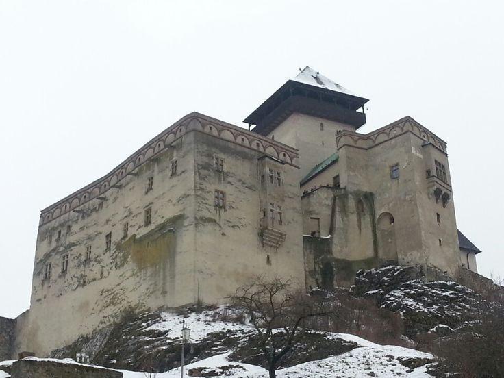 Trenčiansky hrad v Trenčín, Trenčiansky kraj