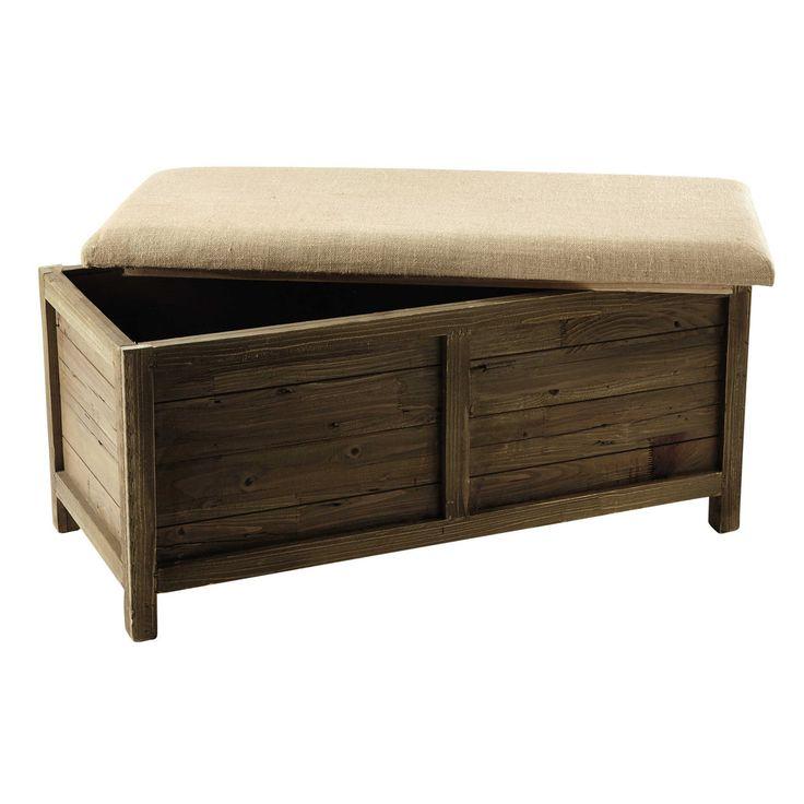 25 best banquette maison du monde ideas on pinterest. Black Bedroom Furniture Sets. Home Design Ideas