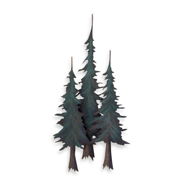 Wall Decor Pine Trees : Buy pine trees metal wall art backsplash ideas