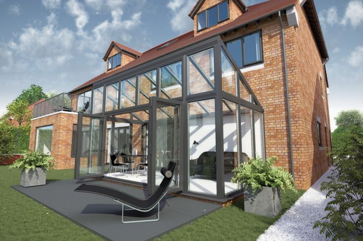 Ultra-modern UPVC Conservatories for your home | Eurocell http://www.eurocell.co.uk/homeowners/41/lean-to-conservatories