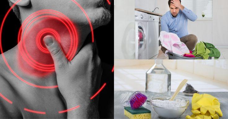 Hiermit kannst du deinen Kühlschrank putzen, deine Halsschmerzen beseitigen und deine Kleidung bleichen! Was ist DAS denn bloß für ein Wundermittel?