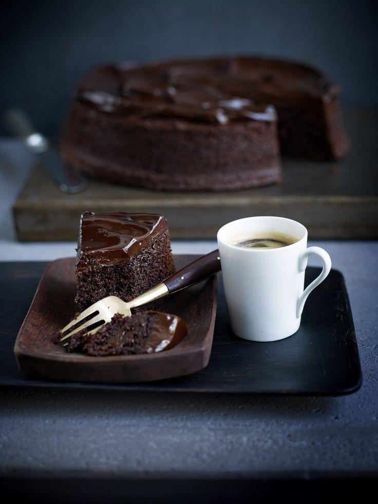 Chocolate Mud Cake with Baileys