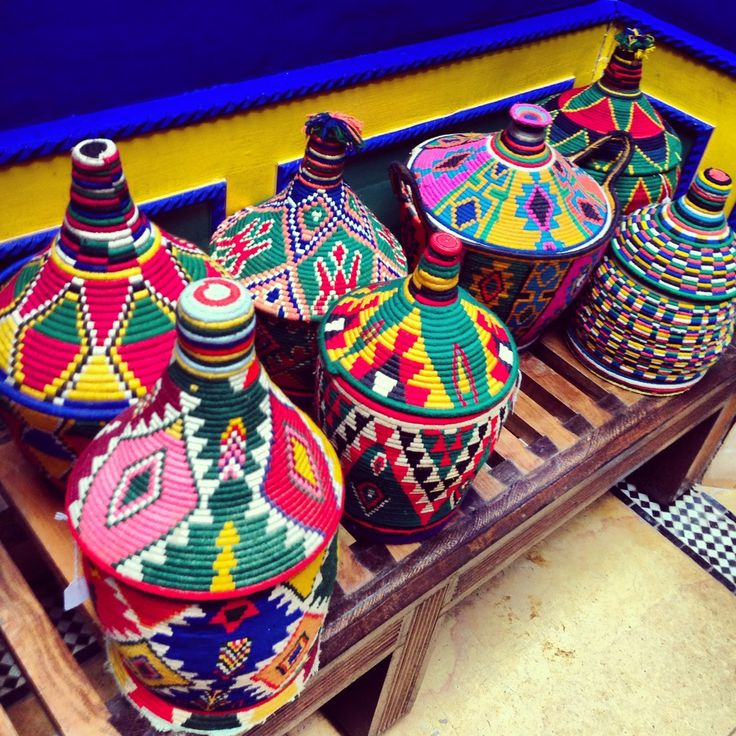 African Baskets: 128 Best African Furniture & Home Decor Images On