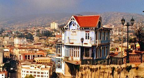 Valparaíso #pinChile #urbanlife