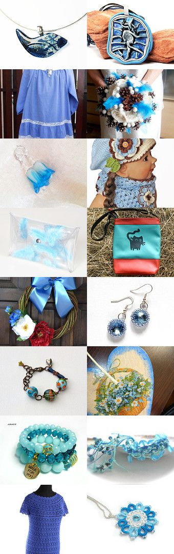 POLetsy in Blue by poletsy on Etsy--Pinned with TreasuryPin.com
