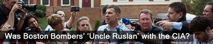 'Uncle Ruslan' aided terrorists from CIA official's home