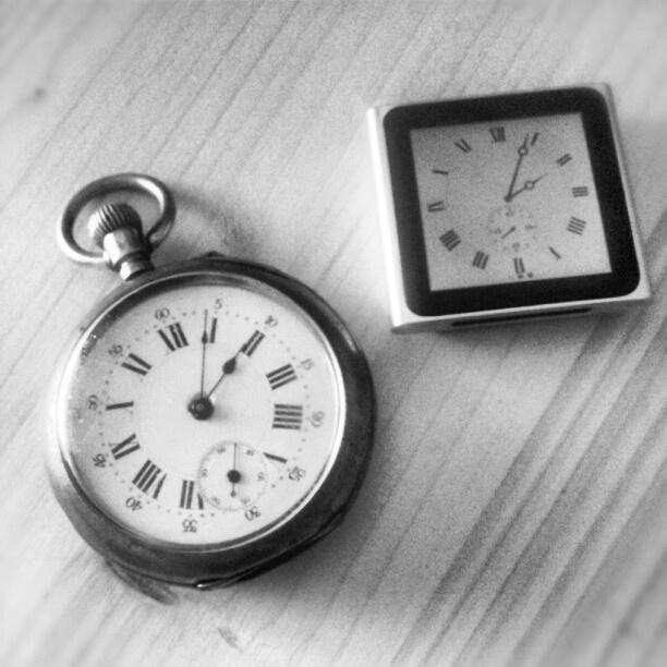 1900 Vs. 2000 Clocks