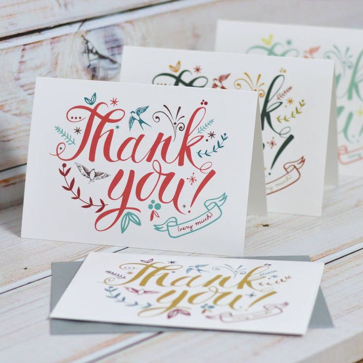 wedding thank you cards time limit%0A Thank You Cards from notonthehighstreet com