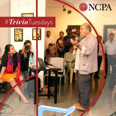 NCPA's Centre for Photography (CPA) preservation vault has a rare collection of works by some of the most celebrated photographers across the globe.   The vault has several famous works by Judith Mara Gutman, August Sander, Ashvin Mehta and Raghubir Singh! #TriviaTuesdays