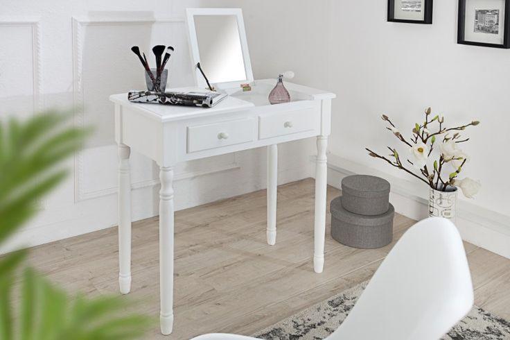 544 Toaletka Neapel biała
