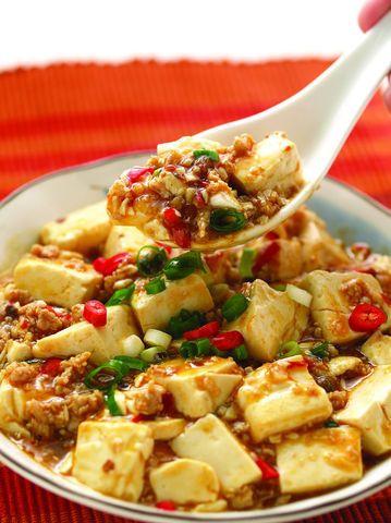 Mapo Tofu | Taiwanese Food #recipe in Chinese