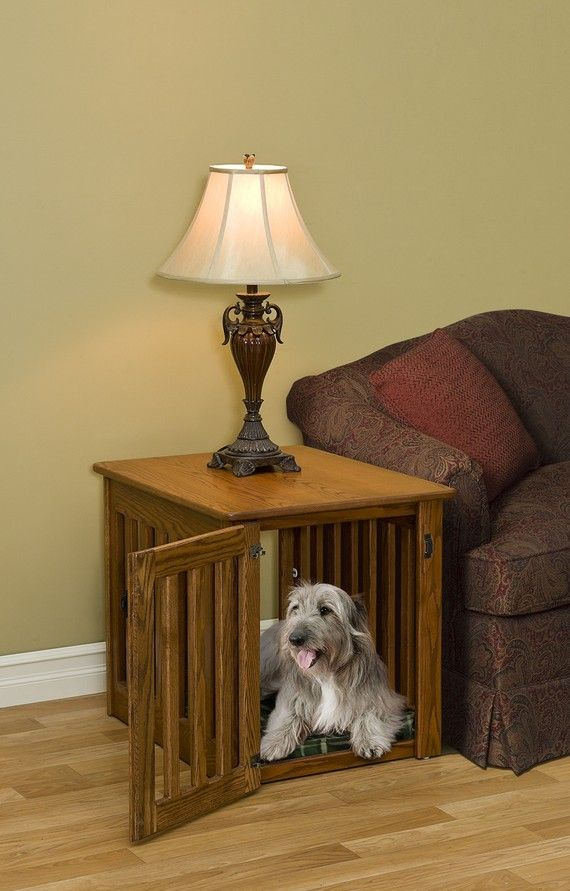 Hey, I found this really awesome Etsy listing at http://www.etsy.com/listing/69354904/medium-wooden-dog-crate-end-table-made