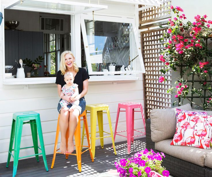 Stephanie and Julian could see the potential of this character-filled Queenslander-style home, which was in desperate need of an update.