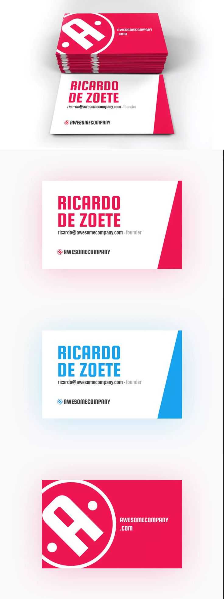 1509 best Business Card Templates images on Pinterest