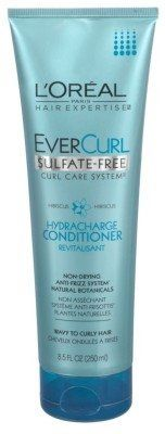 Loreal Evercurl Conditioner SulfateFree 85oz Hydracharge 3 Pack ** Read more reviews of the product by visiting the link on the image.