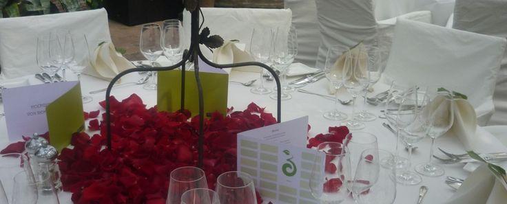 Blumendekoration für Bankette - Giardino Verde