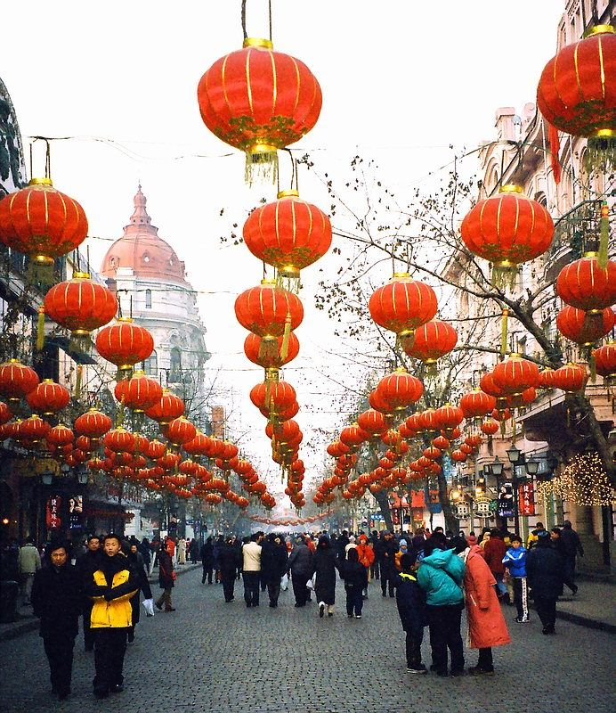 Chinese New Year, Harbin, China Copyright: Josh Josh