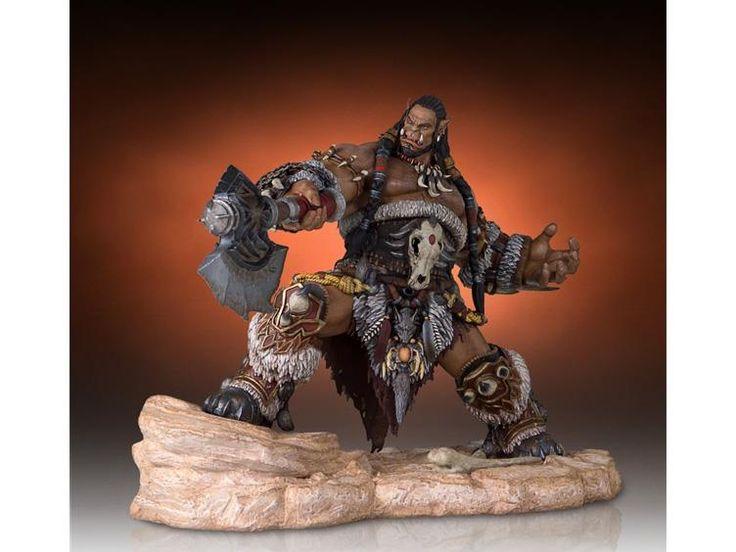 Warcraft Statue - Durotan - Warcraft (2016) Statues