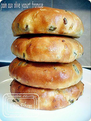 pain aux olives yaourt et fromage 500 gr de farine farine 2 pots de yaourt…