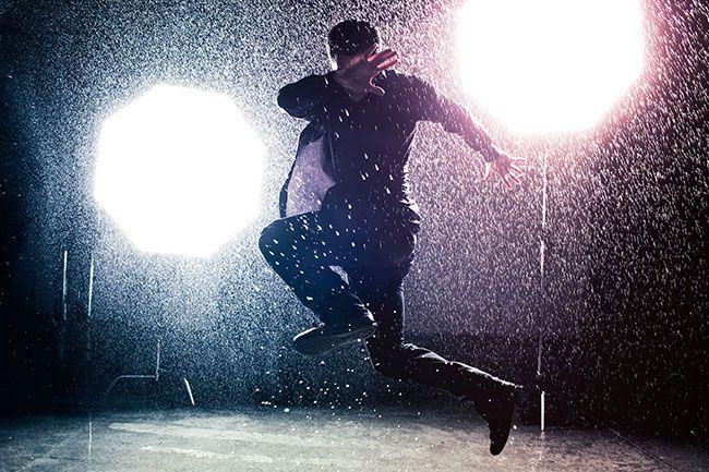 Danse et effets spéciaux, un drôle de couple sur scène