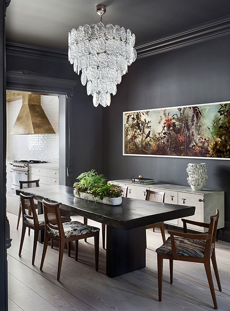 Beautiful CWB Architects » PARK SLOPE LIGHTHOUSE Brooklyn Row House Brownstone Design Dining  Room